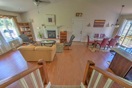 Newer Home-Private Queen Bed/ Full Bath - 卡利斯佩爾(Kalispell)