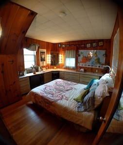 Cozy World Traveler Room - Collingswood - Casa