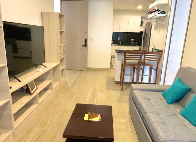 Apartamento de lujo en la mejor ubicación