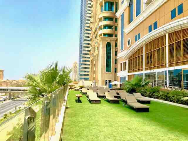 HOSTEL IN DUBAI MARINA NEXT TO BEACH,CLUB, TRAM #6