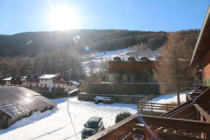 VALTELLINA - Mountain style cottage