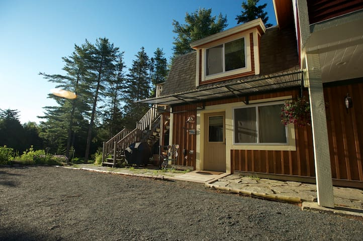 Butterfly Suite in Acadia! 5 minute walk into town