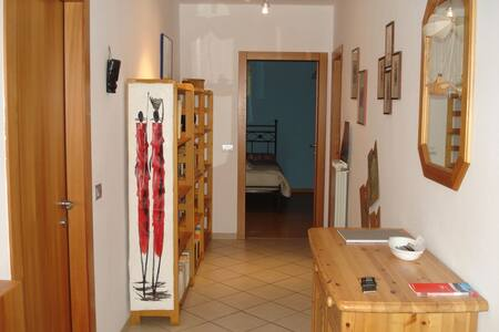 Appartamento TreninorossodelBernina - Tirano - Daire