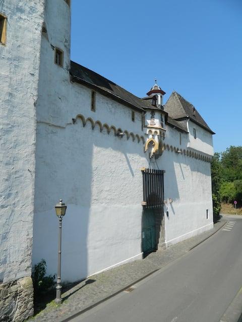 Stube des Torwächters - Schloss Martinsburg