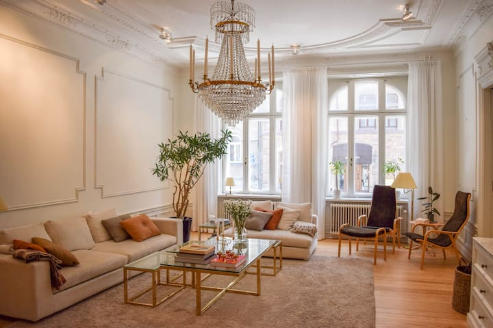 Beautiful 19th century apartment in great location