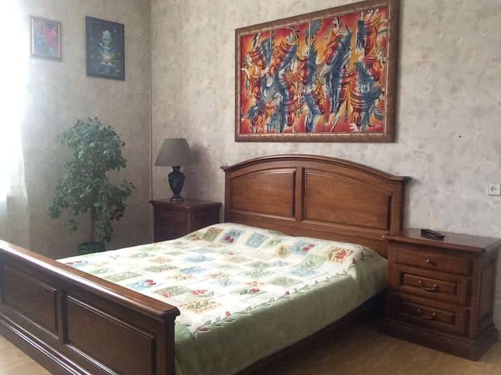 Квартира в культурном и историческом центре города