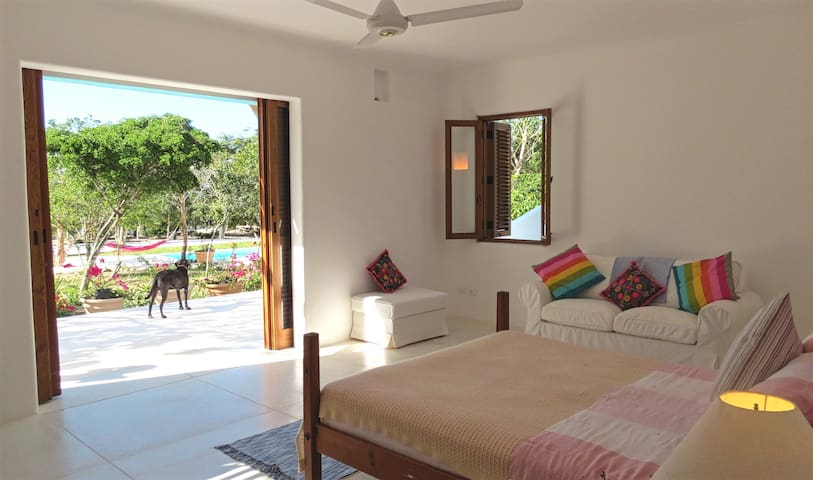 Ki-Ra Holistic Living Guest Rooms - Bayahibe - Villa