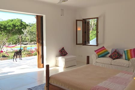 Ki-Ra Holistic Living Guest Rooms - Bayahibe