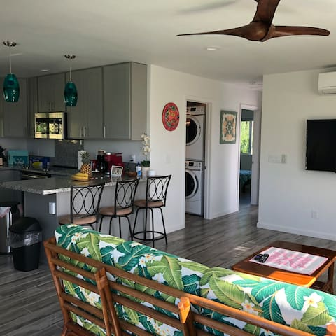 North shore guest house - Delux, Central AC system
