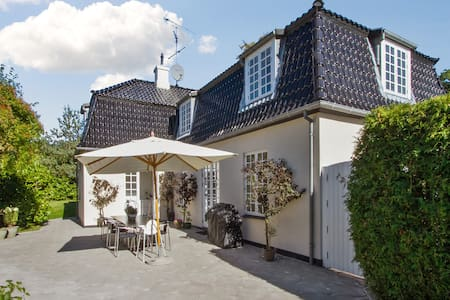 Luxury villa - Rungsted Kyst - Haus