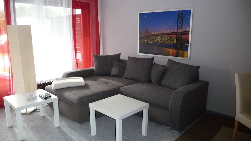 Very nice flat in Waiblingen-south - Waiblingen - Apartemen
