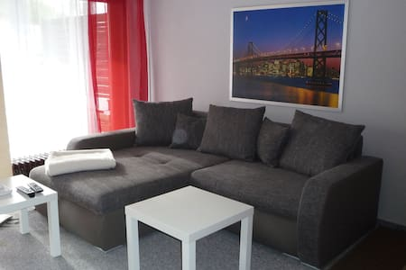 Very nice flat in Waiblingen-south - Waiblingen - 公寓