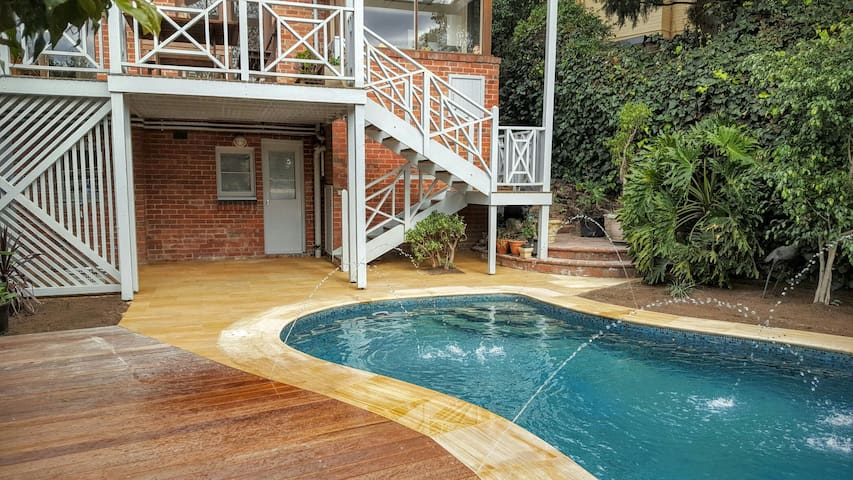 Convenient Bedsit in Ideal Location - Toorak - Appartement