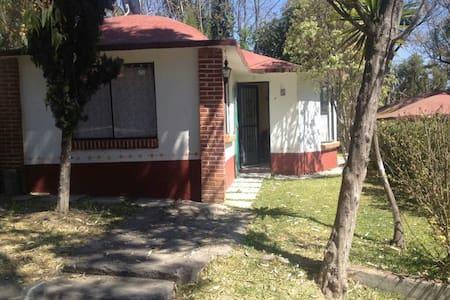 "Casa de campo  "" Rancho Loma Linda"" - Villa Guerrero - Natur lodge"