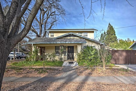 Spanish Classic 2BR Chico House-Near Downtown - Chico - Huis