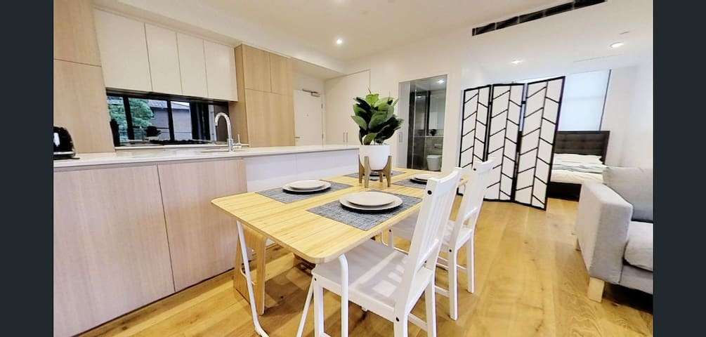 Charming 2 bedrooms apartment.