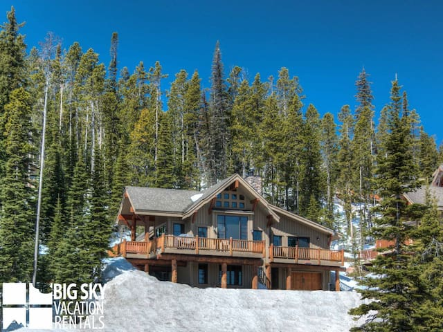 Beautiful Mountain Home With Views. Private Home With Luxurious Finishes! (MMH 14 Full Moon)