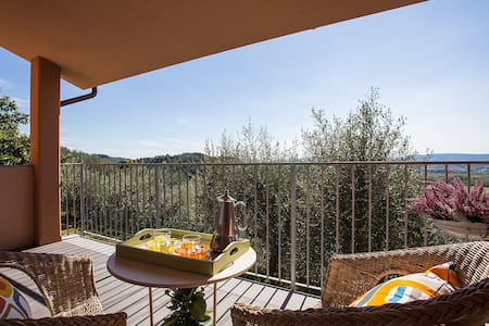 Apartment in the Tuscan country from Pisa-Florence - Pontedera - 独立屋