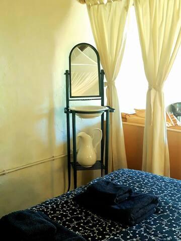 """Dormitorio """"La Pérgola"""" en Finca La Principal"""
