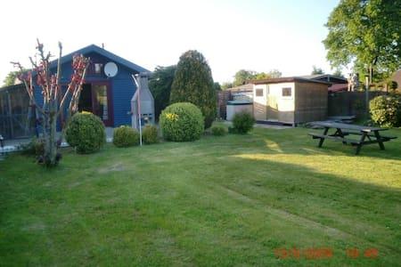 Geräumiges Holzhaus mit viel Platz - Hytte