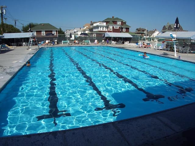 Enjoy access to Avon's town pool for only $9!