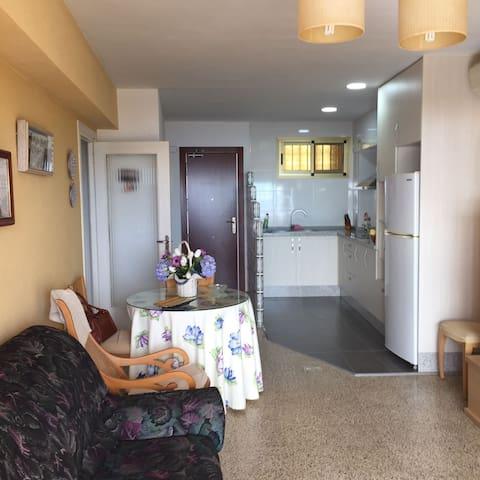 Apartamento Luminoso - El Puig