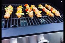 Summer grilling!☀️
