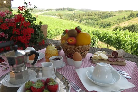 Piccola Villa -breakfast and cooking class - Monti - Villa