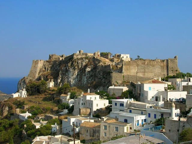 Bright & Clean place in Kythira - Nisi - Huis