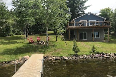 Beautiful cottage home on Paudash lake