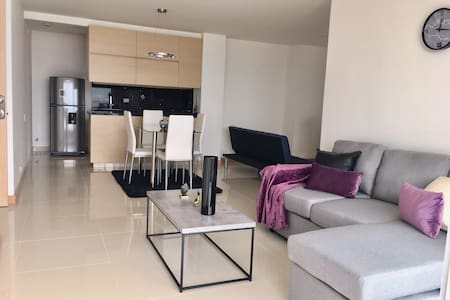 19th floor• good price • nice location • Medellin