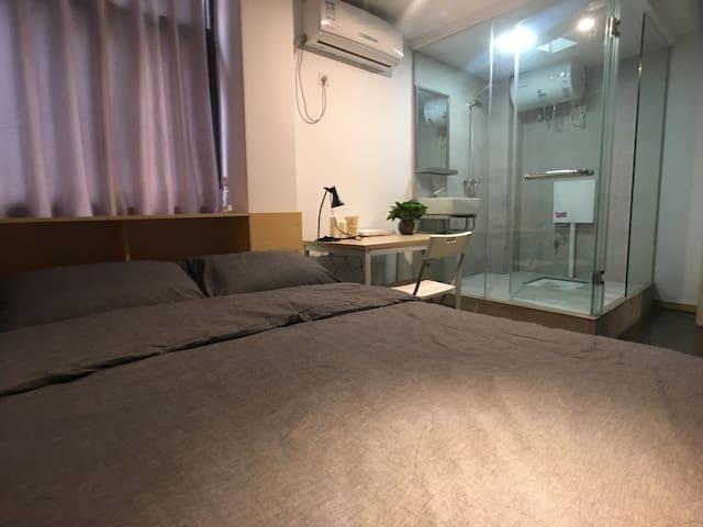靠近深大舒适青年公寓 被美食包围的整租单身公寓