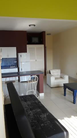 Departamento amueblado súper cómodo - Tuxtla Gutiérrez - 公寓
