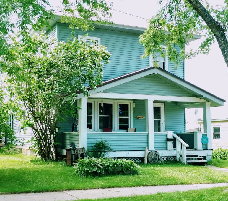 East Bay Homes For Rent: Northern WI, Chequamegon Bay.