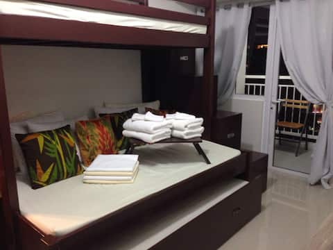 Studio unit in Sta. Mesa Manila