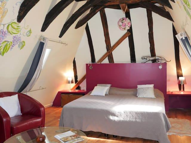 Appartement de charme cité médiévale - Sarlat-la-Canéda - Apartamento