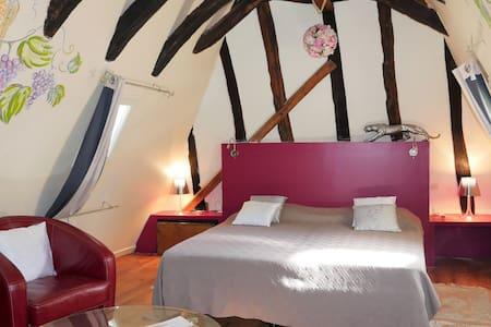 Appartement de charme cité médiévale - Sarlat-la-Canéda - Lejlighed