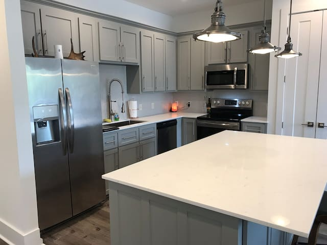 Modern Apartment with Beautiful Downtown BR View!