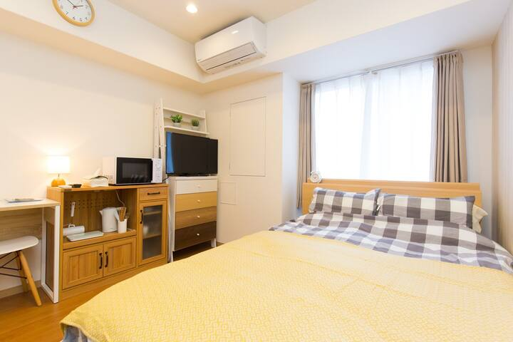 cozy room/Near Ikebukuro/1min→STA/$0pocket Wi-Fi