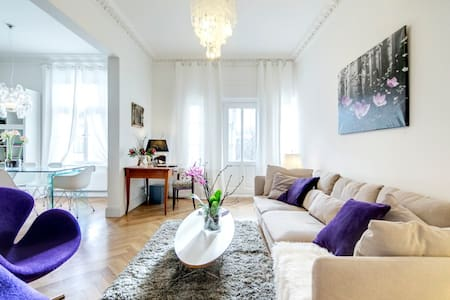 Cozy and stylish city apartment in schwabing