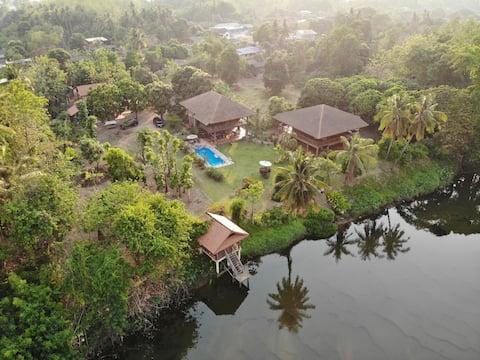 Ban Suan Arun River View