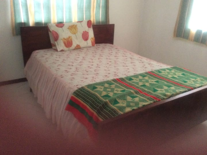 Comfortable atmosphere and friendly surrounding