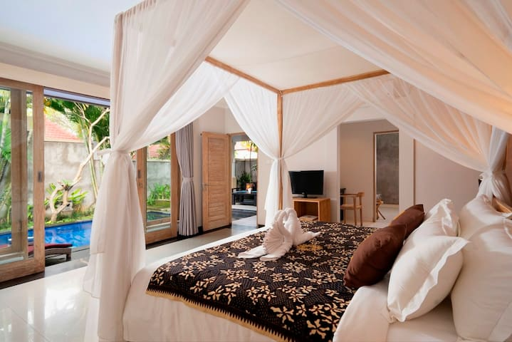 Romantic Luxurious Villa in Ubud