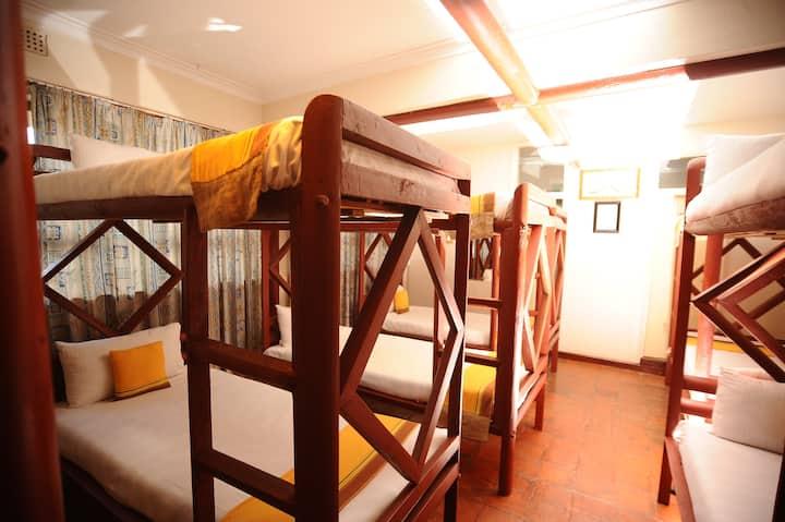 Dorm Beds at Kenya Comfort Hotel
