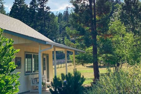 Grants Pass/Merlin Guest House by the Rogue River