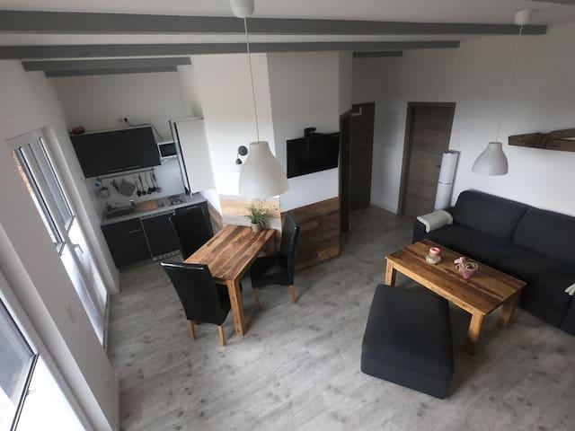 Ferienappartements Teschenberg Wohnung ll