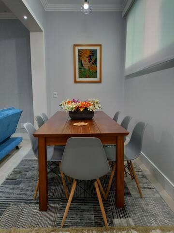 Casa linda e confortável