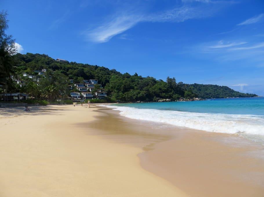 Five Minute Walk To Kata Noi Beach