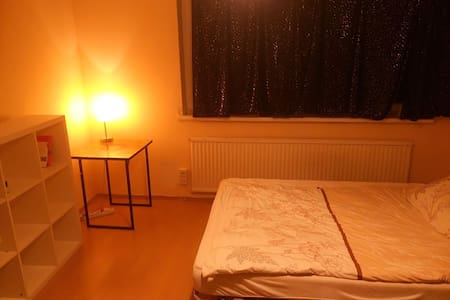 A nice 30-qm room in a spacious new apartment - Wiedeń - Apartament