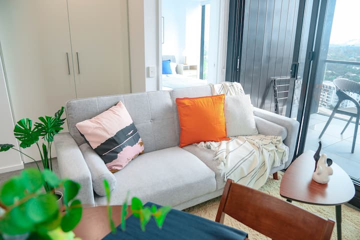Belconnen, High Society, 1 bedroom apartment